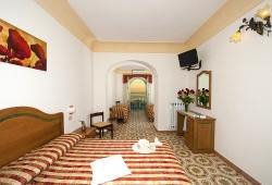Quadruple room in Positano