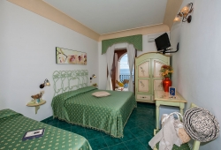 Camera doppia a Positano - Il Gabbiano Hotel Positano