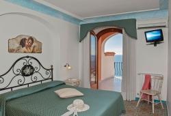 Camera tripla a Positano - Il Gabbiano Hotel Positano